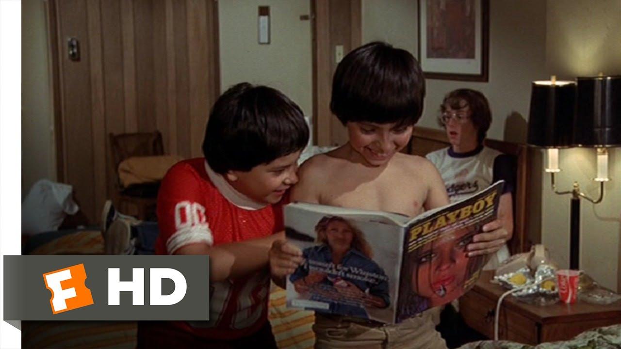 Bad News Bears 2 410 Movie CLIP  Playboy Magazine