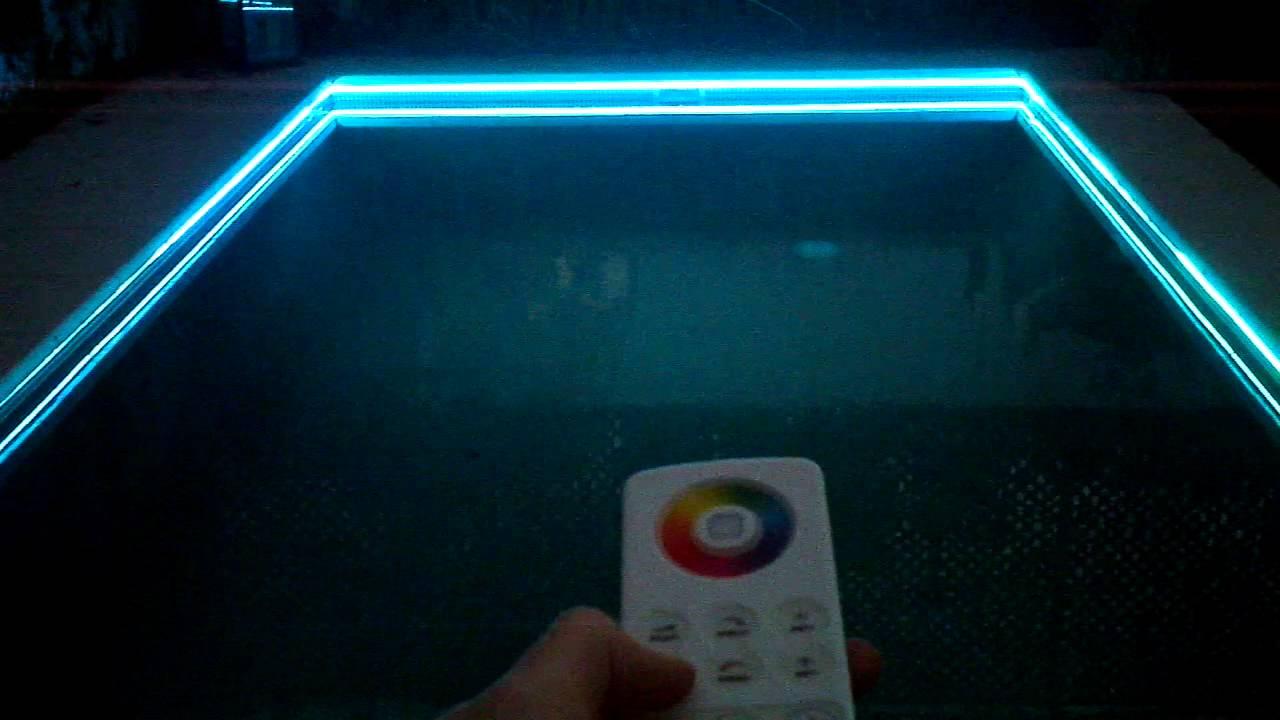 Led Inground Pool Light