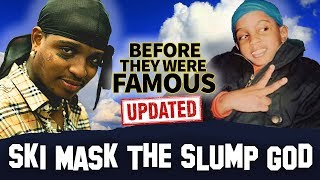 Ski Mask The Slump God | Before They Were Famous | UPDATED
