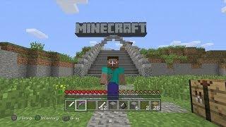 Download Minecraft Xbox One / PS4 TU46 NEW TUTORIAL WORLD