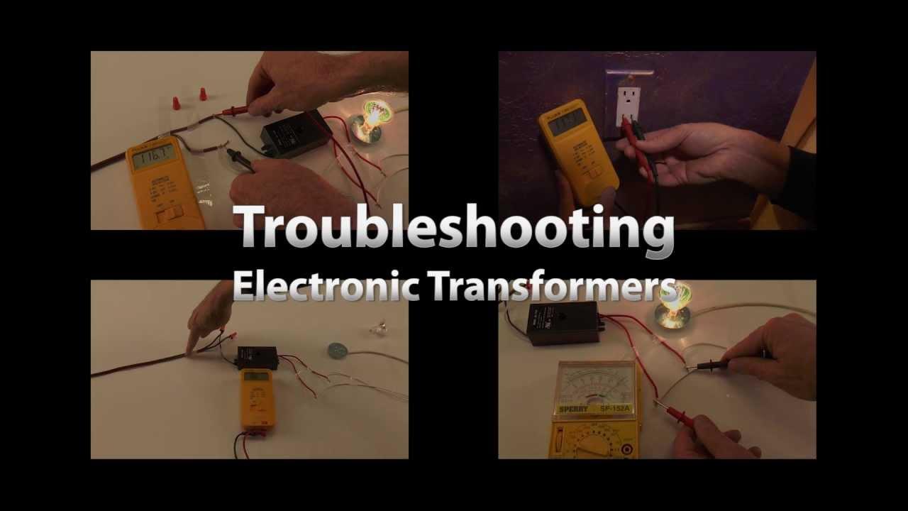 Low Voltage Lighting Transformer By Nikeborome