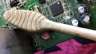intel motherboard with no display #error code 1212 #no clock
