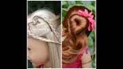 american girl doll hairstyles inspired