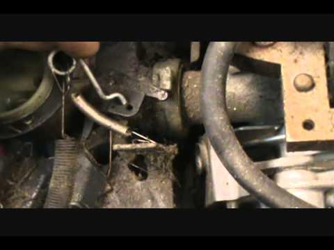 John Deere B Wiring Diagram Eletric Start Briggs Amp Stratton Mower Over Reving Youtube