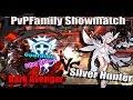Dragon Nest PvP - Lv 93 Silver Hunter vs Dark Avenger,Guardian,Sting Breezer