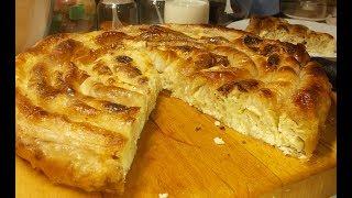 Kore za pitu - Vučeno testo - Phyllo dough