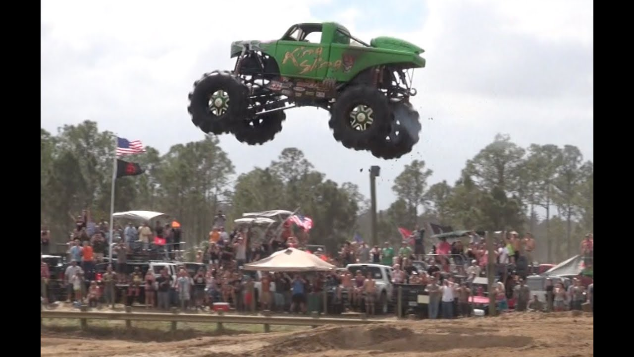 Redneck Yacht Club Mud Park Truck Races Part 1 YouTube