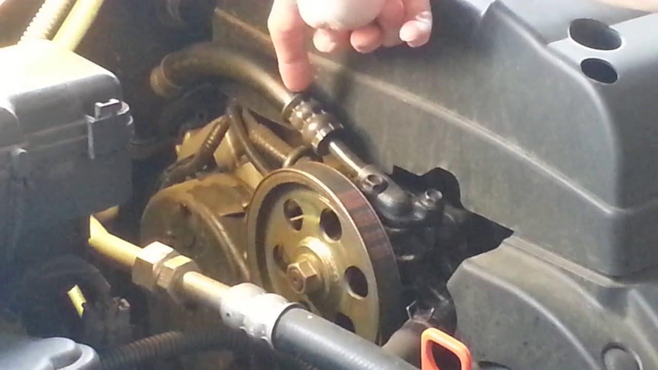 Chevy 350 Knock Sensor Location