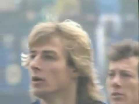 奇連士文Jürgen Klinsmann---金色轟炸機 | 球員百科全書 | 球迷世界 - FanPiece