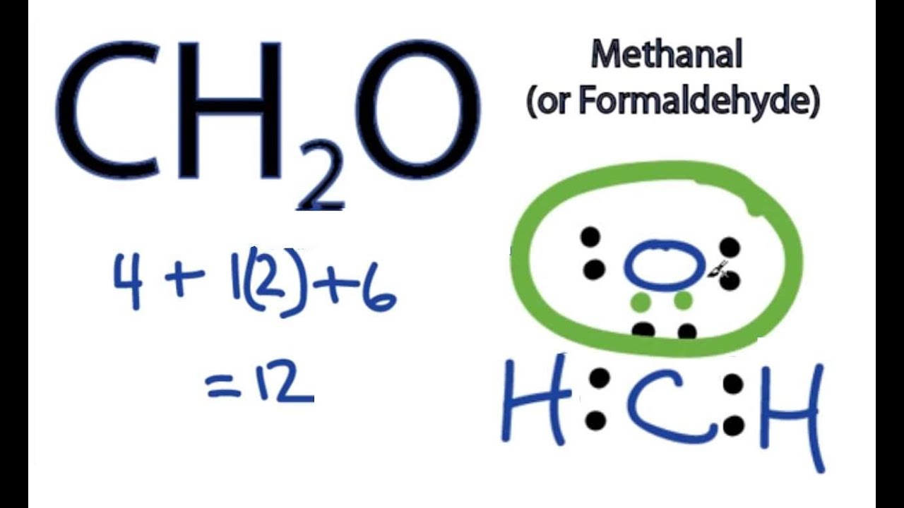 Ch2o Lewis Structure