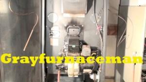 Troubleshoot the oil furnace part 1 Burner won't start  YouTube