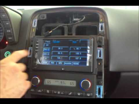 Wiring A Stereo Headphone Jack To Speaker How To Add Navigation System To Non Bose Chevy Corvette