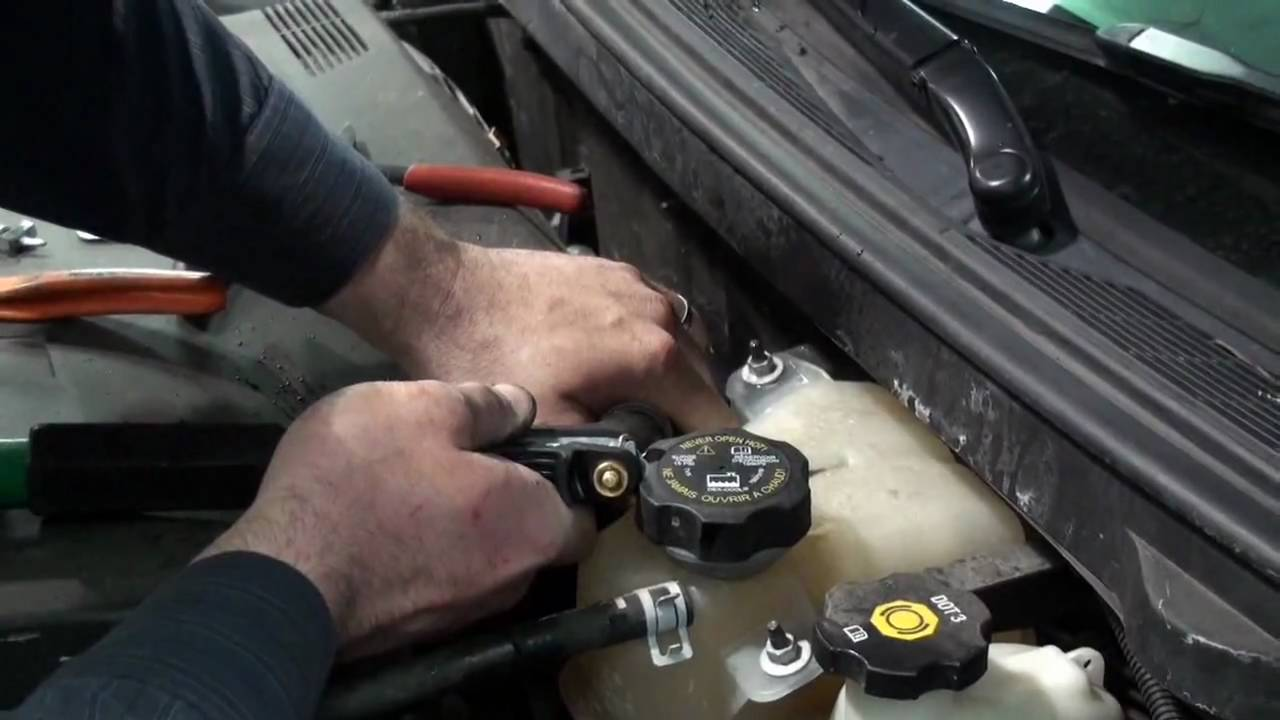 2006 Mercury Milan Fuse Box Diagram Plugged Heater Core How To Flush Or Repair A Plugged