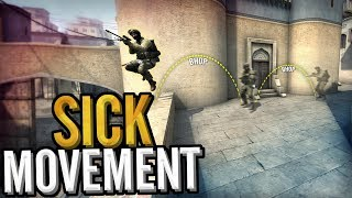 The BEST Pro Plays Showcasing Insane Movement (Hard Jumps, Bhops)