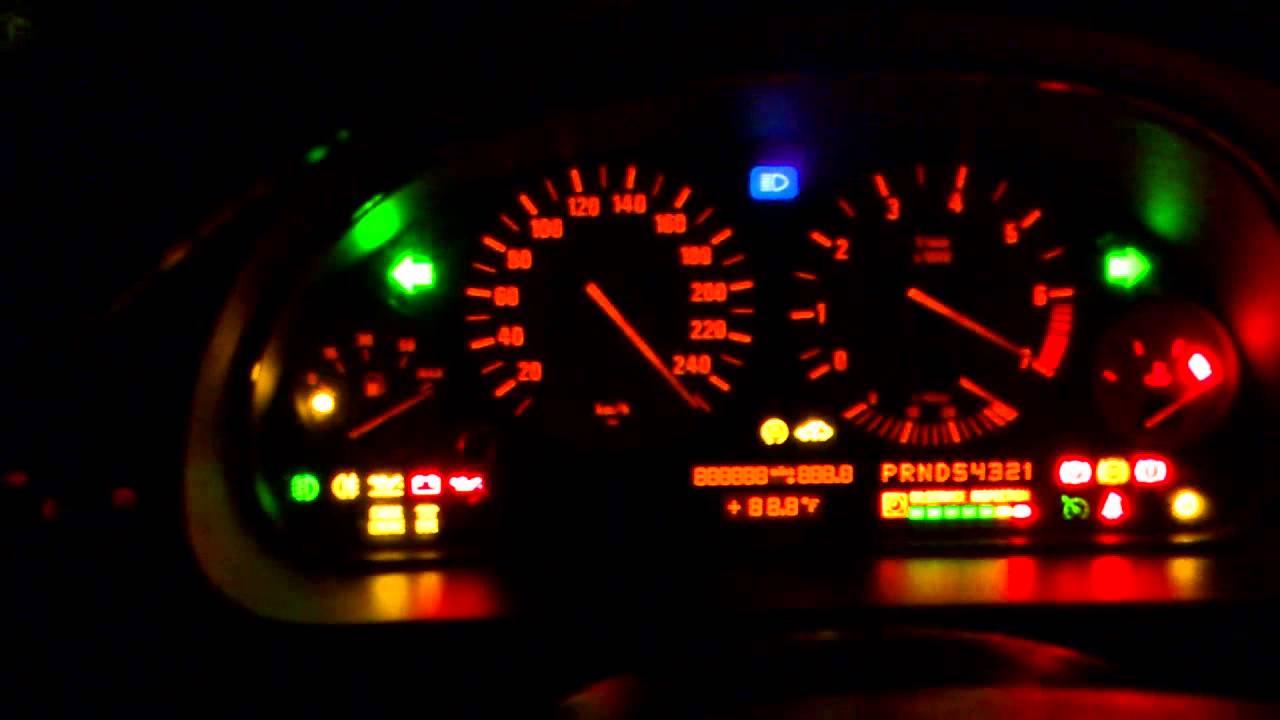 Honda Wiring Diagram Symbols Bmw E39 Dashboard Test Youtube