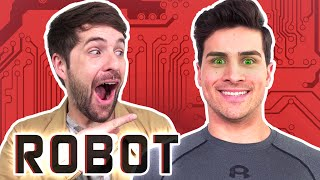 MY BEST FRIEND IS A ROBOT