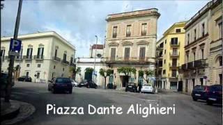 A drive around Galatina, Puglia, Southern Italy.