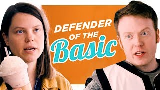 Watch Defender of the Basic Video