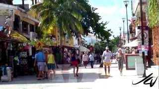 Playa Del Carmen 5th Avenue Riviera Maya