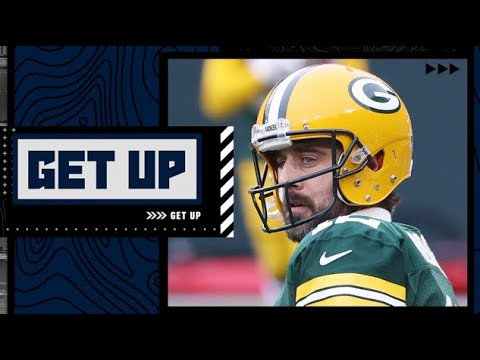 Aaron Rodgers wants the world to know the Packers are nothing without him - Sam Acho   Get Up