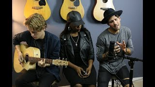 Calvin Harris- Faking it (James Maslow x Devin Kennedy x Candice Boyd Cover)