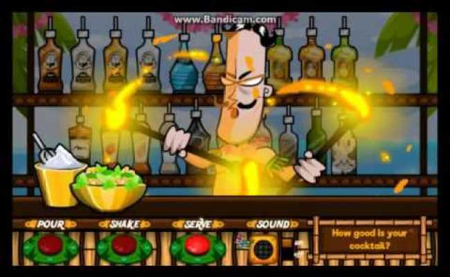 Y8com Games Bartender The Right Mix Game Bartender The