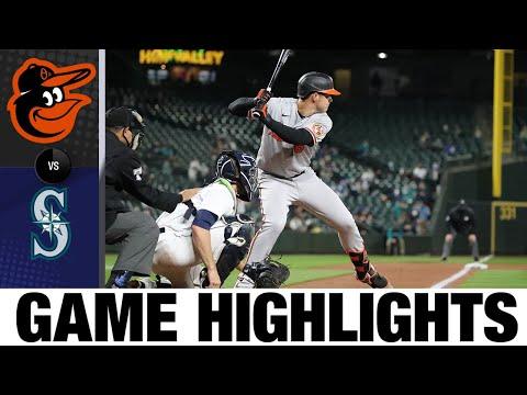 Orioles vs. Mariners Full Game Highlights (5/3/21) | MLB Highlights