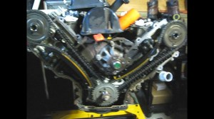 Ford 54l Timing chain removal plan  YouTube