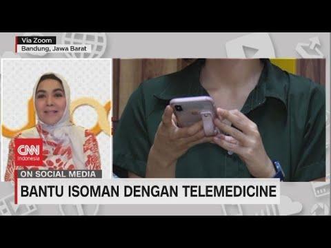 Bantu Isoman Dengan Telemedicine