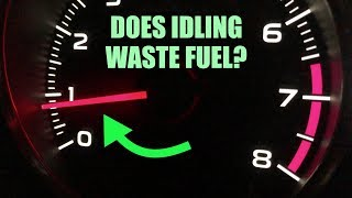 Americans Have No Idea How Much Fuel Idling Uses