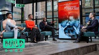Barry Jenkins, Stephan James & KiKi Layne Discuss ″If Beale Street Could Talk″