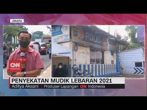 Penyekatan Mudik Lebaran 2021
