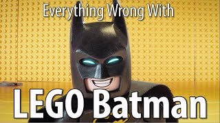 Watch Everything Wrong With The LEGO Batman Movie Video