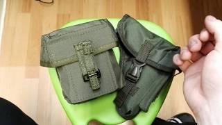 [SLOVENSKY] SSO RUSKE SVD sumky a MAKAROV sumka Alpha Ammunition