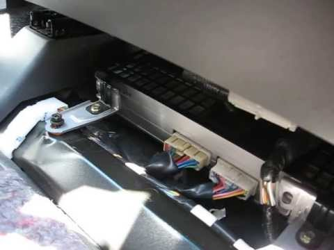2006 Camry Wiring Diagram How To Remove Amplifier From 2004 Lexus Gx470 For Repair
