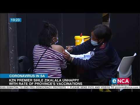 COVID-19 | Vaccinations in SA
