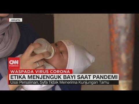 Tips Menjenguk Bayi Saat Pandemi Covid-19