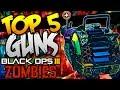 Top 5 Guns in Der Eisendrache!