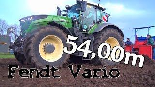 Xerion 3300 20m vor Fendt 1050 Vario Klein Vollstedt 2017 Trecker Treck