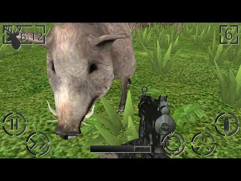hqdefault Hunter: Animals In The Forest Android Gameplay Apps