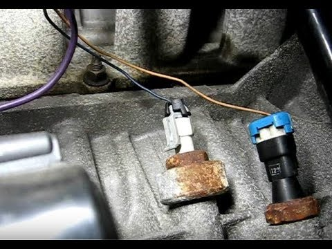 2005 chevrolet equinox wiring diagram dc knock sensor replacement - youtube