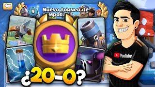 Road to Top Mundial💪🏻 Torneo Global😈 PROS EN VIVO😎 + Sorteos🤑 | Clash Royale