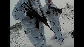 (Archive) Ukrainian sabotage-recon group failed operation  November 23rd 2017   Donbass