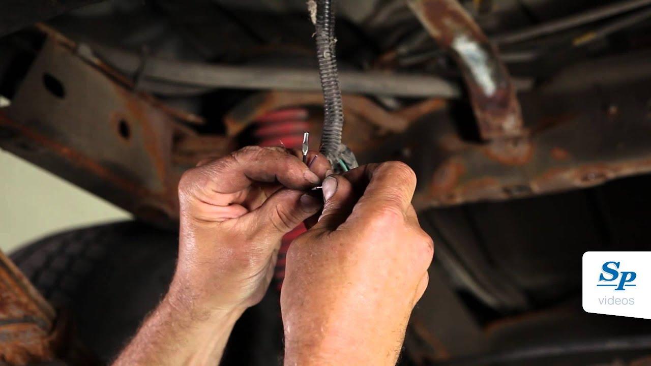 2010 Chevrolet Wiring Diagram Blazer Amp Jimmy 97 02 Remplacement Pompe 224 Essence Tuyau