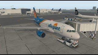 X-Plane 11 | ToliSS A319 v1.1 | IAE Soundpack | KLAX - KSAC | Pilotedge