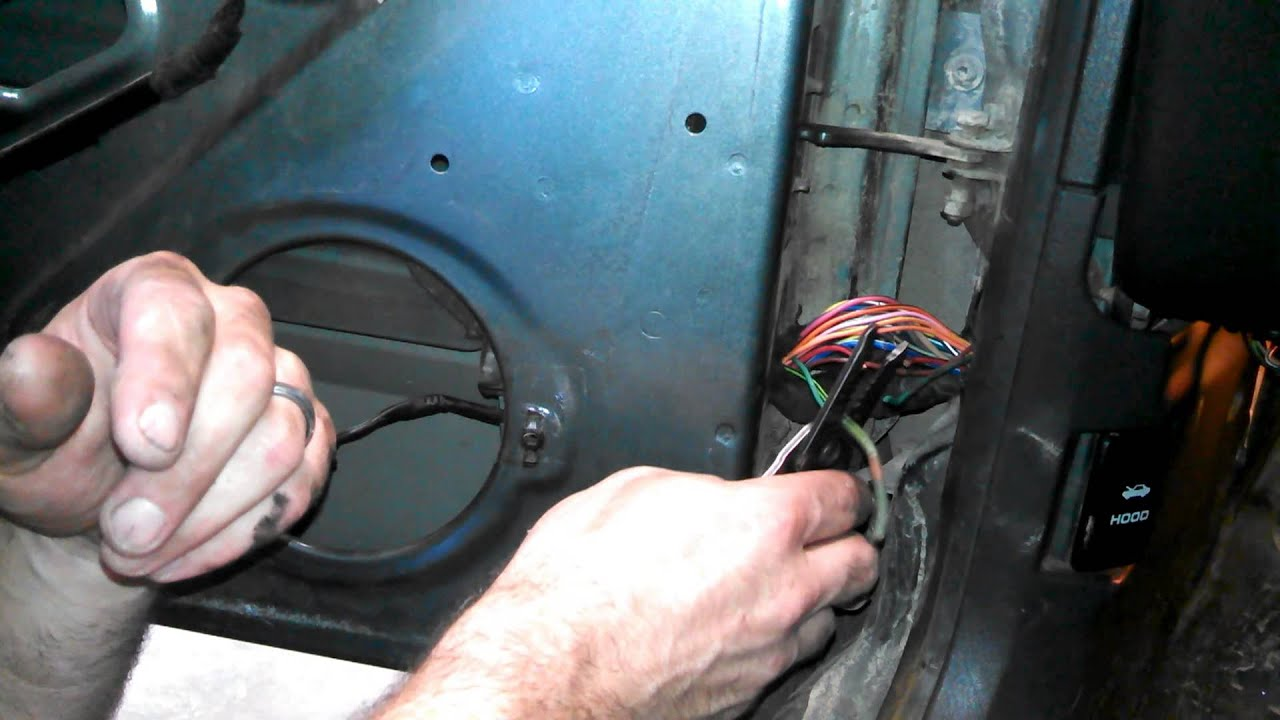 Infinity Amplifier Wiring Diagram How To Fix Door Speakers On Jeep Cherokee Fixing Broken