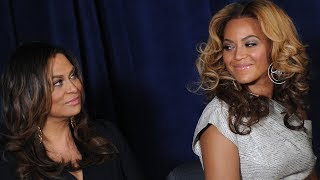 Beyonce's Mom Reveals the Meaning Behind the Twins' Names