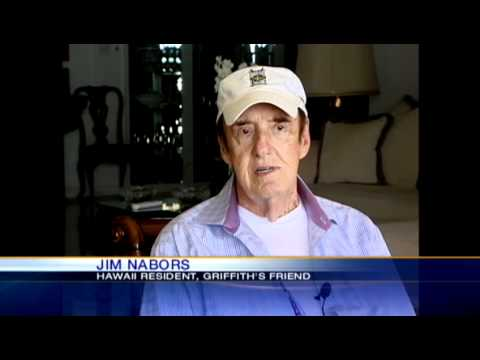 Jim Nabors Remembers Andy Griffith Youtube