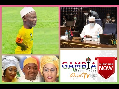 GAMBIA NEWS TODAY 12TH SEPTEMBER 2020
