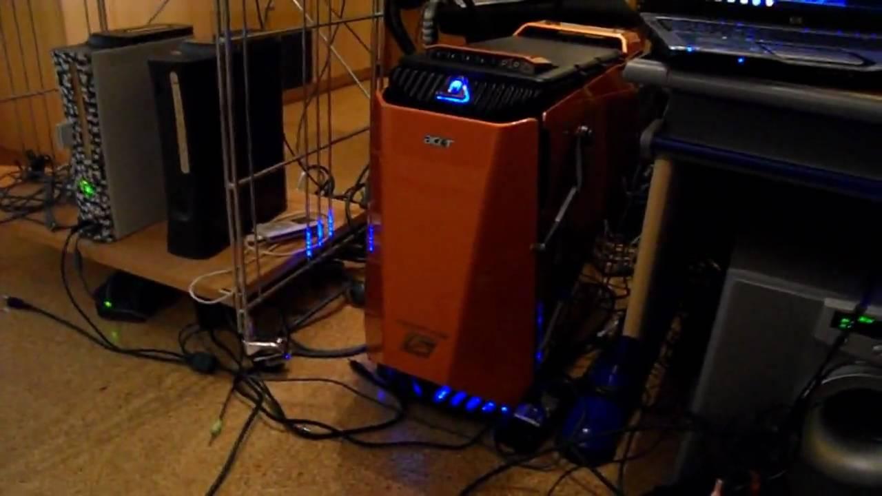 Dvd Acer Predator Player